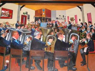 Glossop Old Band